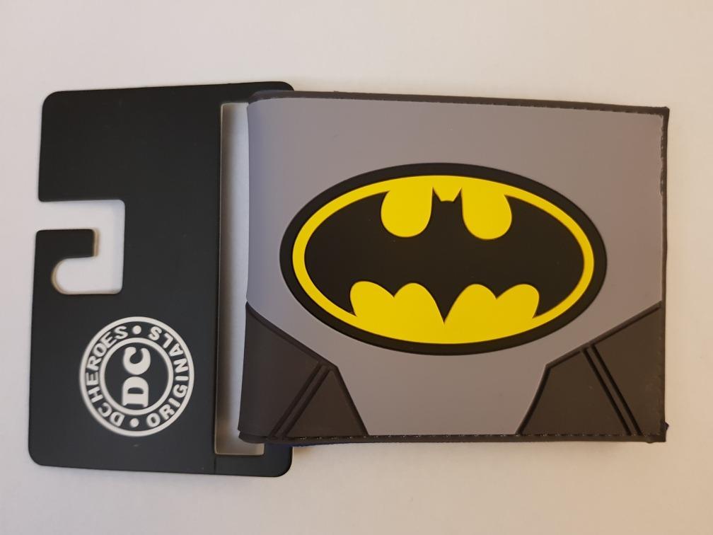 fc41517d1 Billetera Batman Pvc Bioworld Importadas - $ 650,00 en Mercado Libre