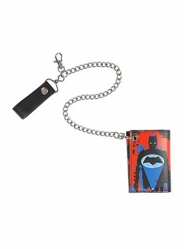 billetera batman  vs superman, dc comics