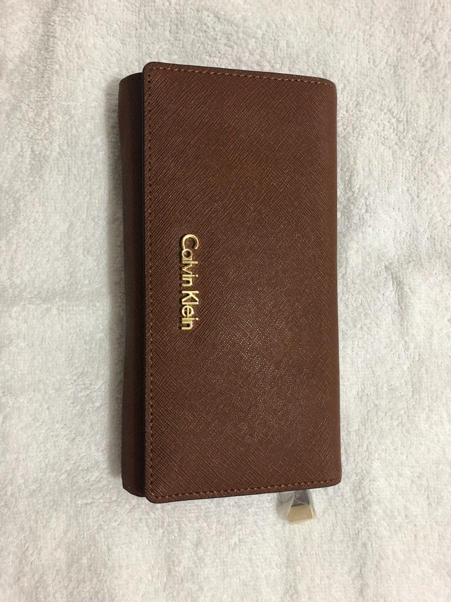 dd9f894a7 Billetera Calvin Klein Nueva - $ 700,00 en Mercado Libre