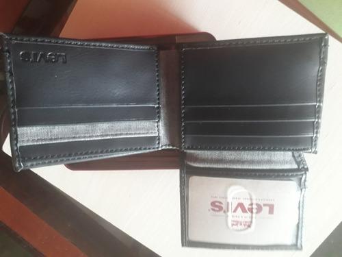 billetera cartera levis
