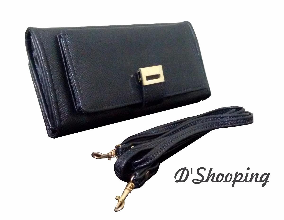 08f5371829e billetera - cartera negra para mujer. Cargando zoom.