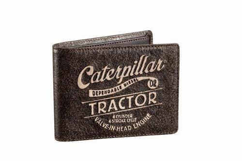 billetera cat - medidas 12 x 9.5 x 2.5 cm - 83140-81