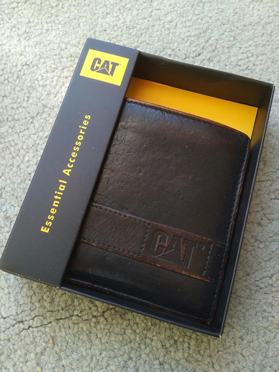 a45ca4fe7 Billetera Caterpillar Original Usa! - $ 1.600,00 en Mercado Libre