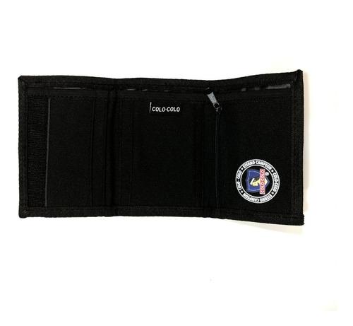 billetera colo colo oficial / santiago boxer