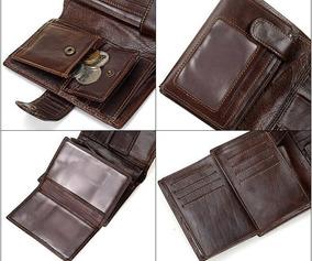 2995c0c94 Billeteras De Cuero Hombre Concepcion Ropa - Billeteras en Mercado ...