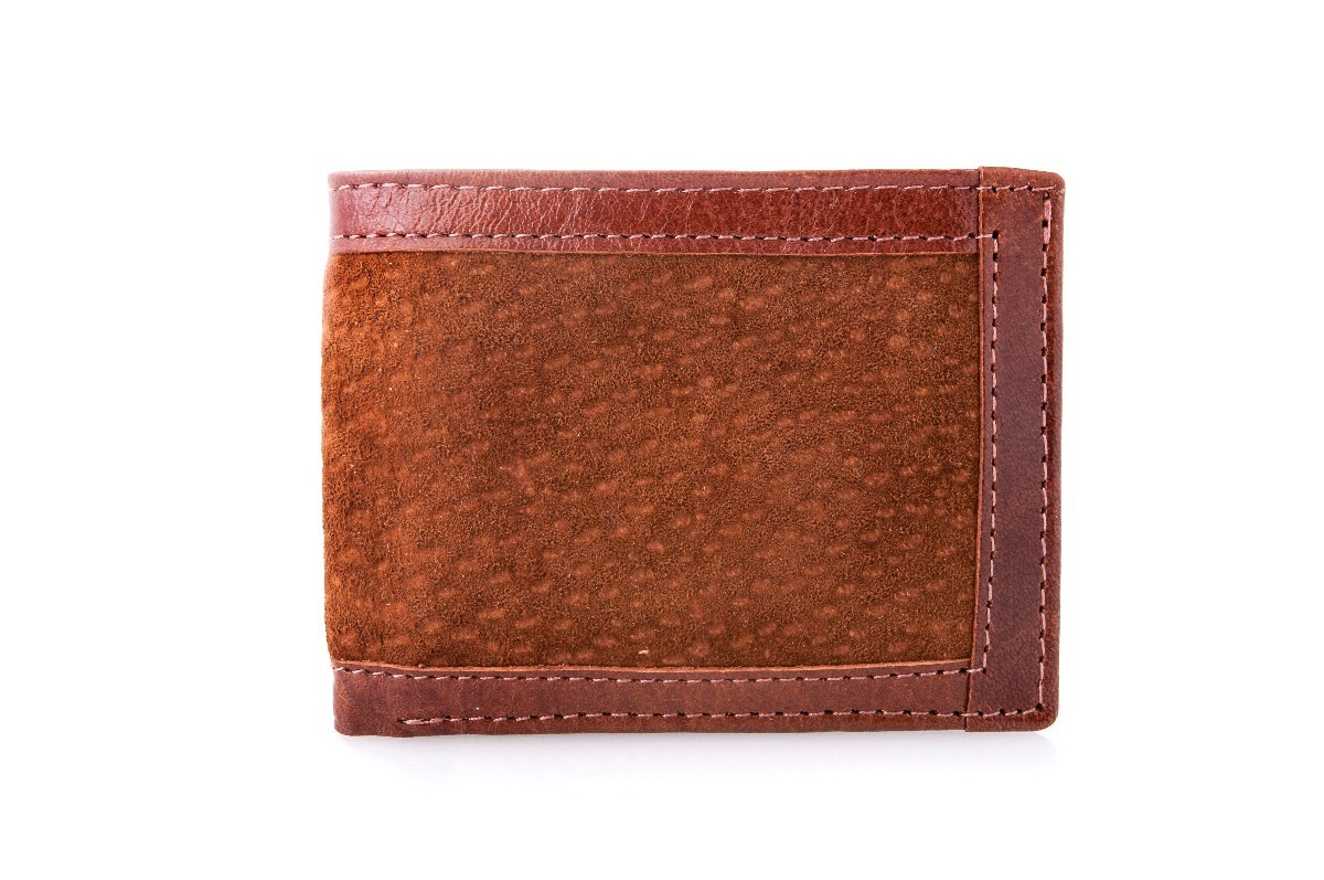 c3dbc4f49 billetera cuero carpincho para hombre 100% cuero. Cargando zoom.