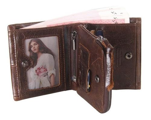 billetera cuero genuino mujer - porta s.d. - huancayo