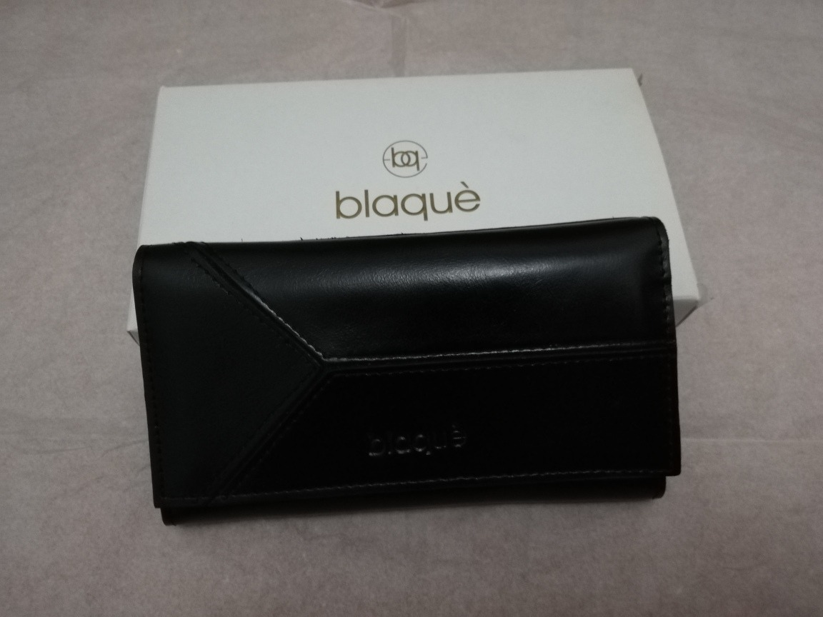 14d88055e Billetera De Cuero Blaqué - $ 1.600,00 en Mercado Libre