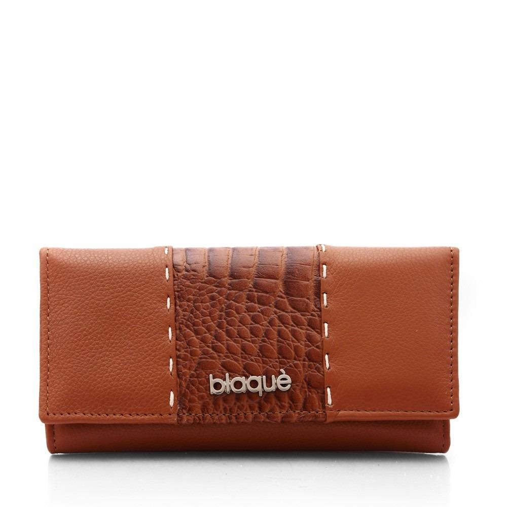 9e7cb2053 Billetera De Cuero Para Mujer Tarjetero Blaque - $ 698,00 en Mercado ...