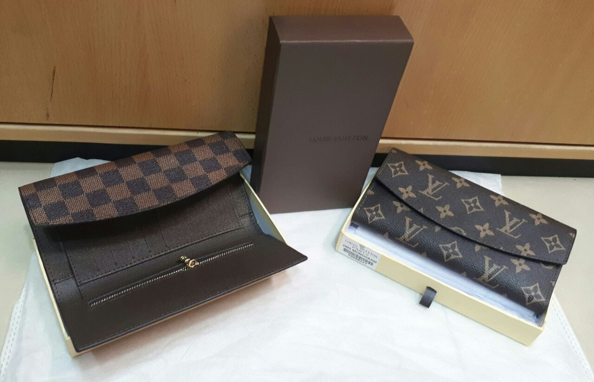 c3b75b582 Billetera De Dama Louis Vuitton - S/ 180,00 en Mercado Libre