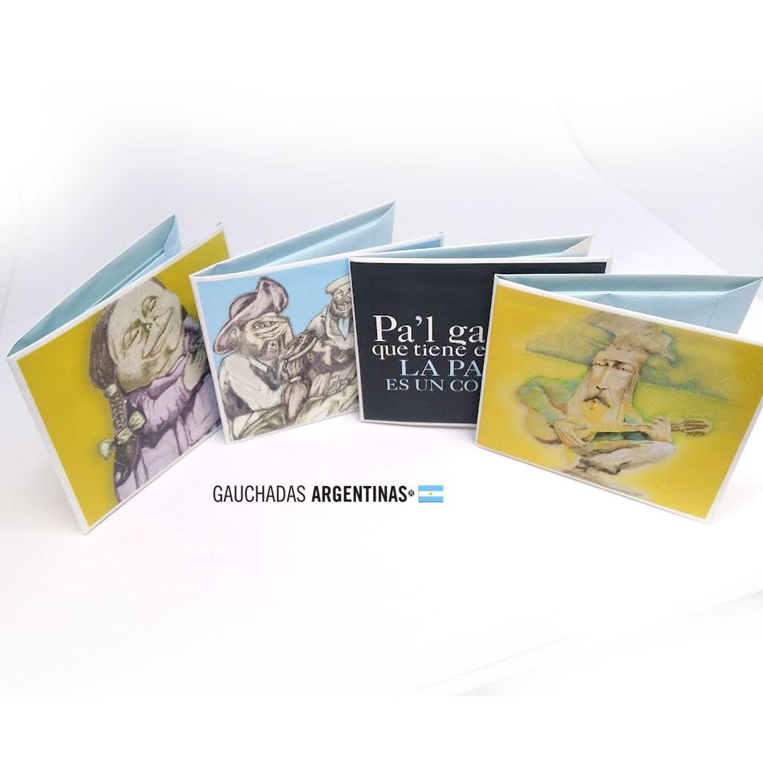 1dda1c5d7 Billetera De Diseño. Personalizada.souvenir(x30un.) - $ 2.250,00 en ...