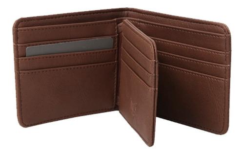 billetera de hombre con tarjetero everlast
