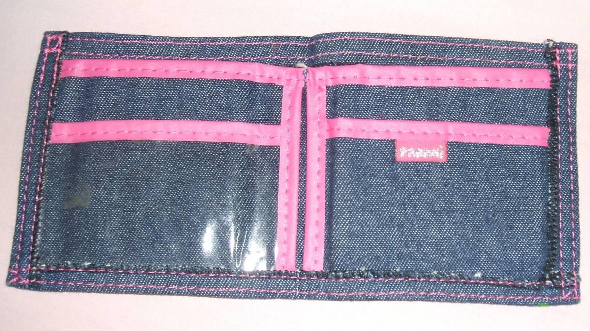 7a280d9cc Billetera De Jeans - $ 80,00 en Mercado Libre