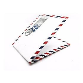 Billetera De Papel Air Mail