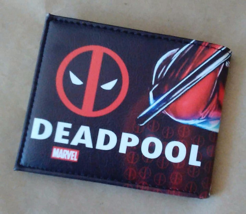 billetera deadpool masacre marvel comics *