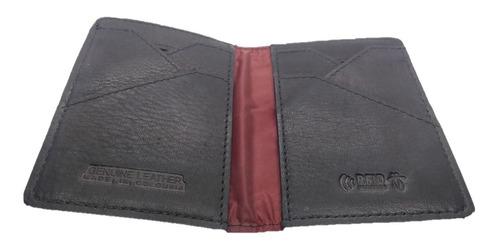 billetera en cuero hombre original marca totto - kajuaru
