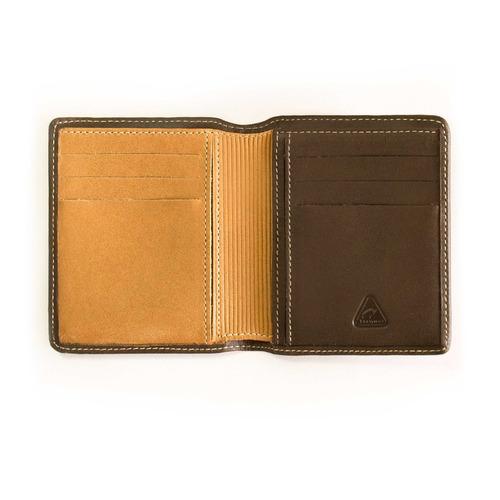 billetera en cuero trianon, línea novara, hl1142-17