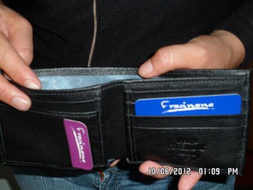 billetera frosinone que se abre en dos