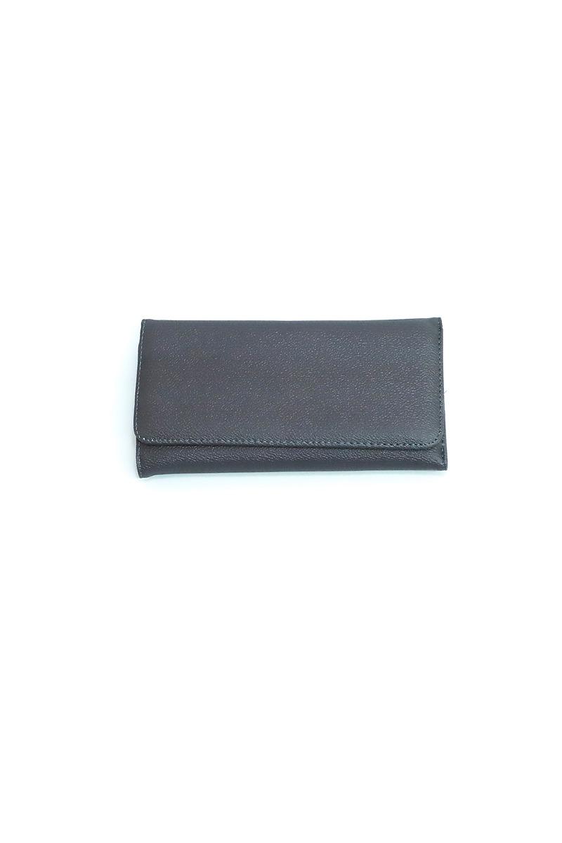 a2b264098 Billetera Fuera De Serie Formal En Negro - $ 52.425 en Mercado Libre