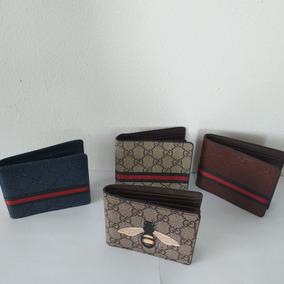 lindo baratas Tienda online excepcional gama de estilos Billetera Gucci Para Hombre