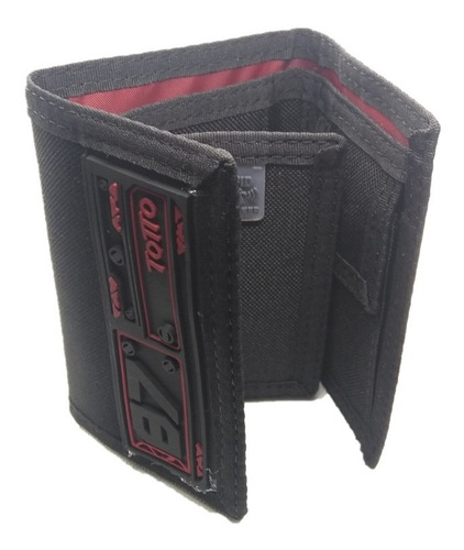 billetera hombre original marca totto - quincly