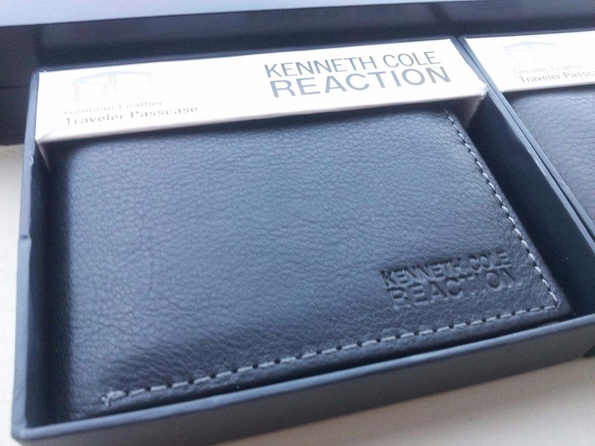 3d4c2b424 Billetera Kenneth Cole Reaction 100% Original - S/ 75,00 en Mercado ...