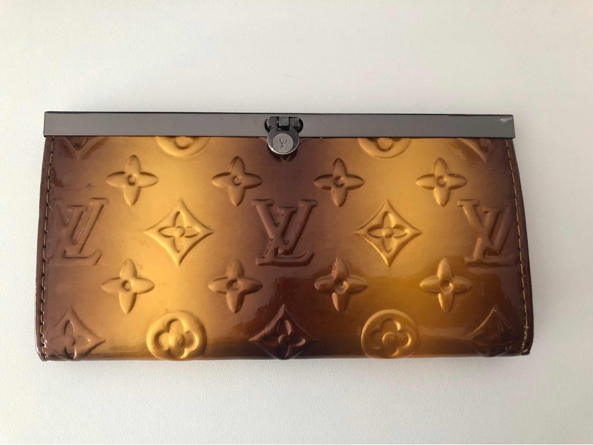 b9b4a2446 Billetera Louis Vuitton - $ 499,00 en Mercado Libre