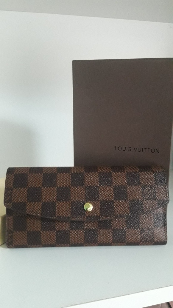 718c619e6 Billetera Louis Vuitton Ebene - $ 2.000,00 en Mercado Libre
