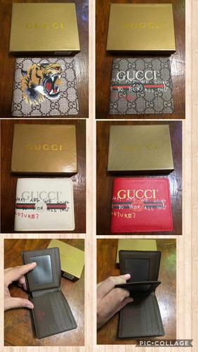 billetera lv y gucci para caballero varios modelos