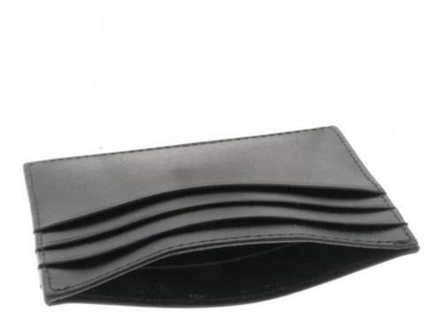 billetera montblanc - meisterstück pocket 6cc