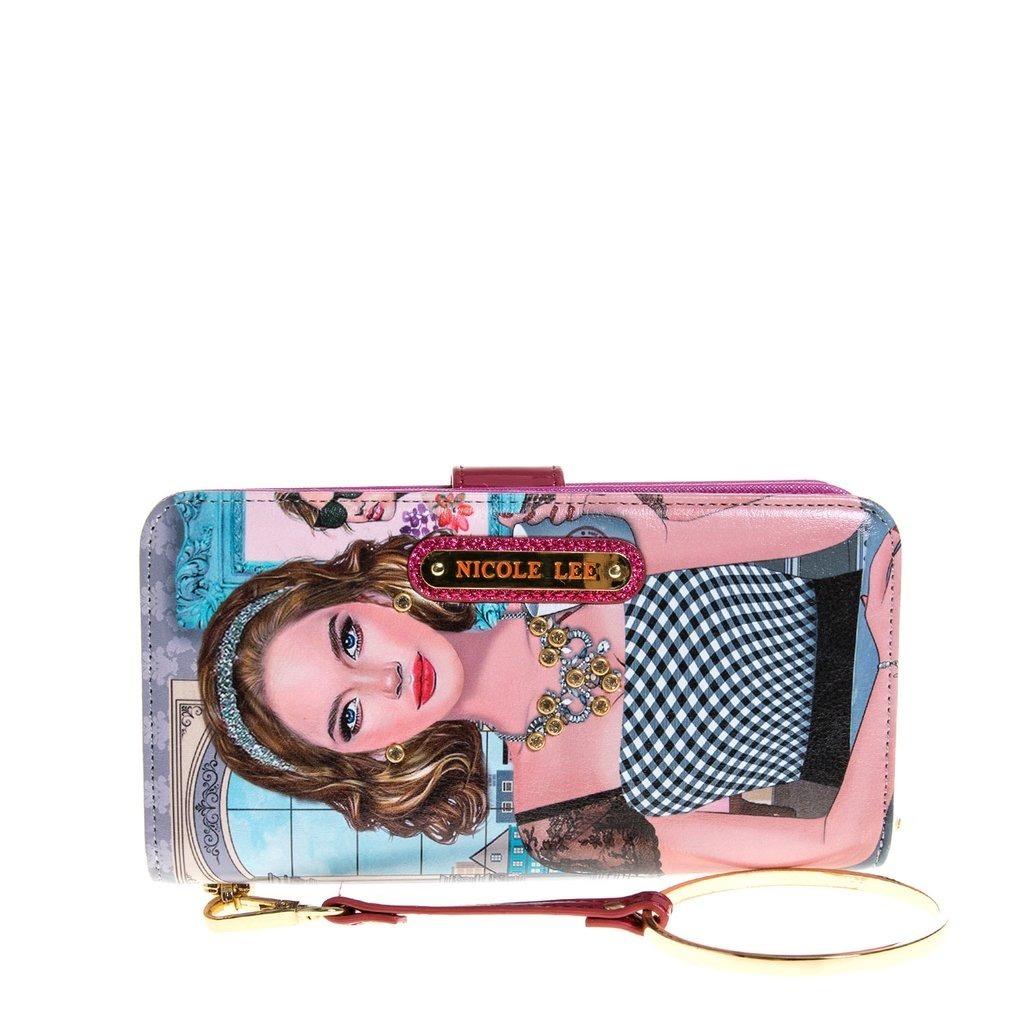 a1b026b74 Billetera Nicole Lee - $ 2.690,00 en Mercado Libre