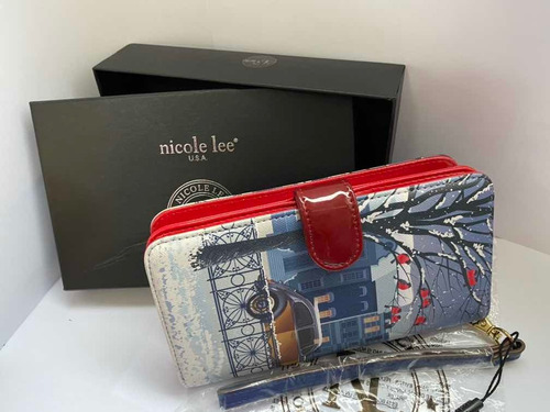 billetera nicole lee original