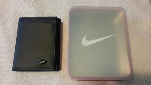 billetera nike golf de caballero