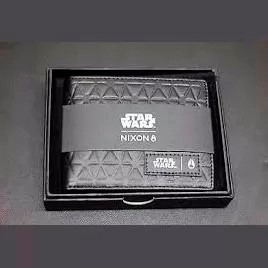 billetera nixon star wars c2258sw2242 imperial cuero genuino