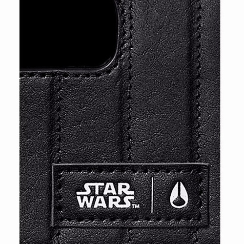 billetera nixon star wars c2258sw2244 darth vader cuero