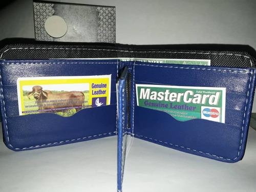 billetera o cartera de caballero  victorinox  mayor y detal