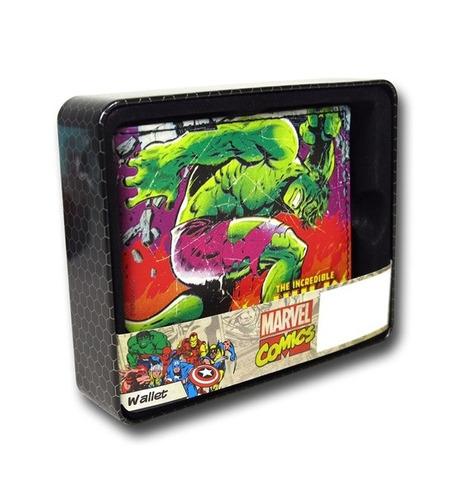 billetera original marvel