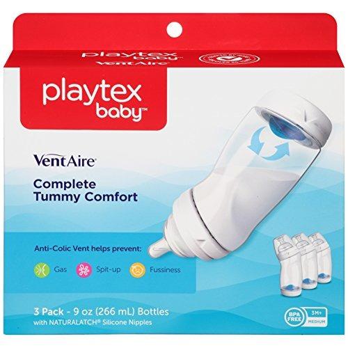 billetera para bebe con biberon playtex baby ventaire bpa co
