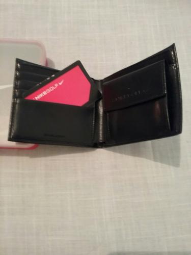 billetera para caballero nike
