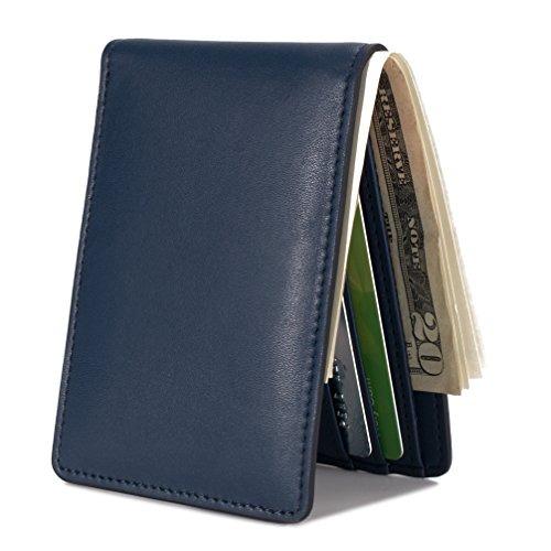 992e9d3d7be Billetera Para Hombre- Azul Oscuro -   79.900 en Mercado Libre