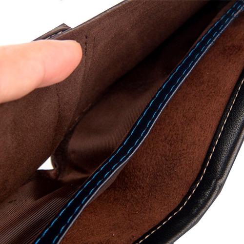 billetera para hombre - estilo elegante pluss - oferta