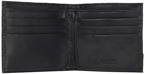 Billetera Para Hombre Guess Men s Leather Slim Bifold Wallet ... de47f9ee8f
