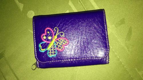 billetera para para mujer