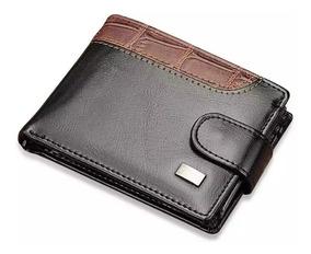 selección premium 79d1b 6812e Billetera Hombre Zara - Vestuario y Calzado en Mercado Libre ...