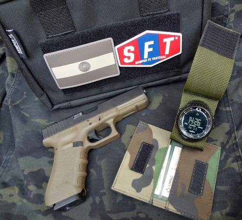 billetera porta credenciales de semper fi tactical®
