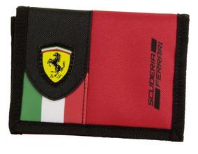 e9860e223 Billetera Puma Ferrari Roja - Billeteras y Monederos de Hombre en ...