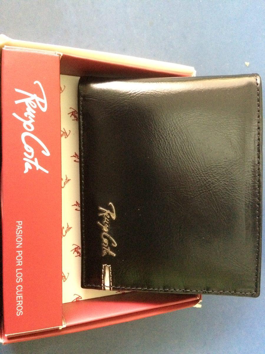 d53dd51fb billetera renzo costa para caballeros 100% cuero en caja. Cargando zoom.