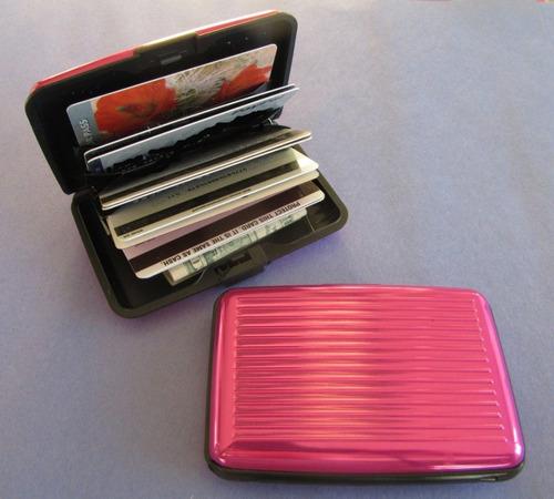 billetera tarjeta credito debito