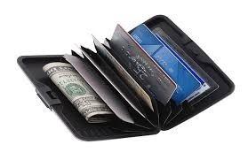 billetera tarjetero aluminio en villa crespo, la mejor