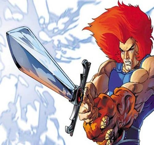 billetera thundercats series comics dc marvel historietas